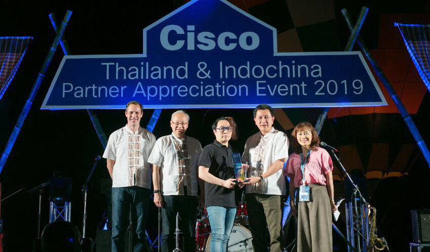 VST ECS (Thailand) has garnered FY18 Distributor of the Year
