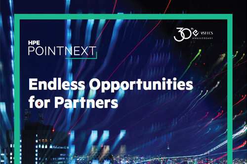 HPE POINTNEXT: Endless Opportunities for Partners