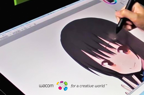 13 Steps to Drawing a Manga Comic with Wacom Intuos