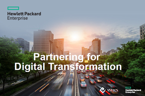 HPE Pointnext: Partnering for Digital Transformation