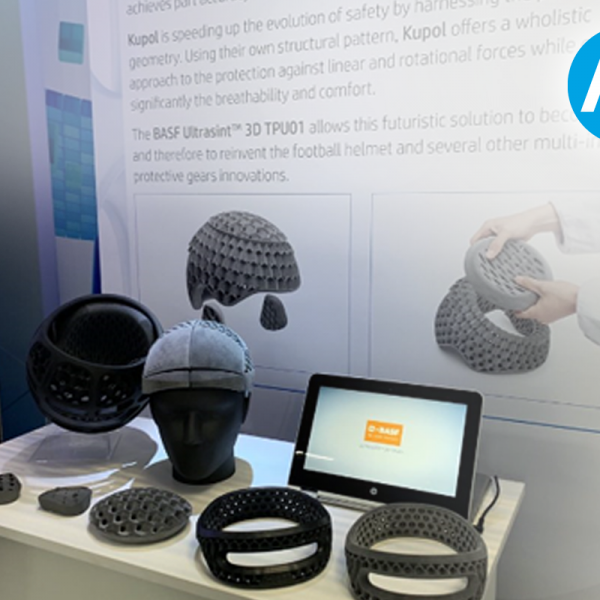 HP 3d printing trends 2020